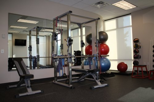 Our gym and personal training facility in Centennial, CO